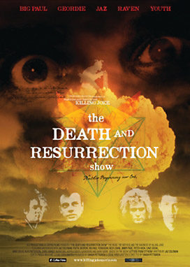 Shaun Pettigrew: The Death and Resurrection Show