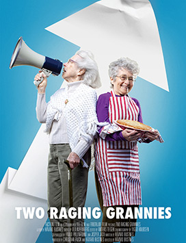 Håvard Bustnes: Two Raging Grannies