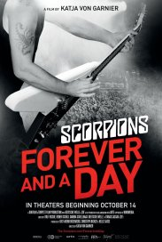 Katja von Garnier: Scorpions: Forever And A Day
